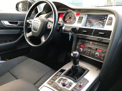 brugt Audi A6 LIMOUSINE 2,0 TFSI