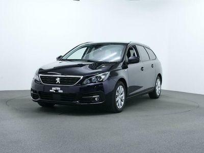 brugt Peugeot 308 SW 1,2 PureTech Style 130HK Stc 6g A+
