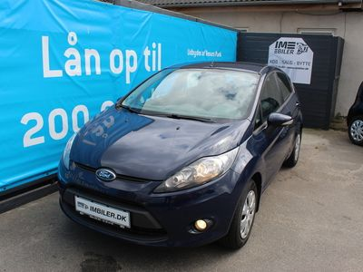 used Ford Fiesta 1,25 82 Trend 5d