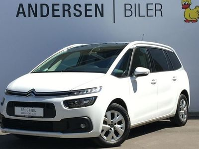 brugt Citroën Grand C4 Picasso 1,2 PureTech Iconic Free start/stop 130HK 6g