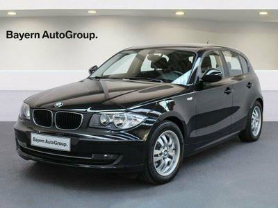 brugt BMW 118 d 2,0 Steptr.