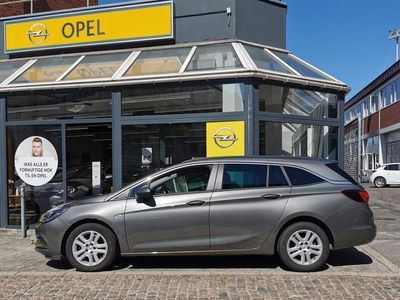 brugt Opel Astra 4 Turbo ECOTEC DI Innovation Start/Stop 150HK 5d 6g Aut. A