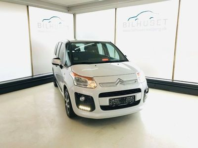 brugt Citroën C3 Picasso 1,6 BlueHDi 100 Upgrade