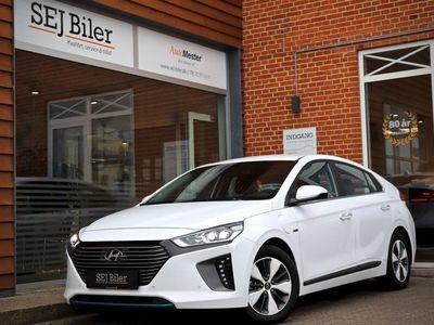 brugt Hyundai Ioniq 1,6 PHEV Premium 105HK aut 5d