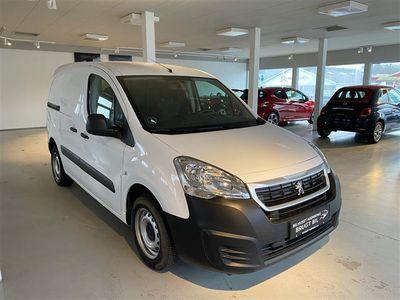 brugt Peugeot Partner L1 1,6 VTi 75HK Van