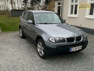 brugt BMW X3 2.5i