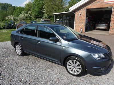 brugt Seat Toledo 1,2 TSI Style 85HK 5d