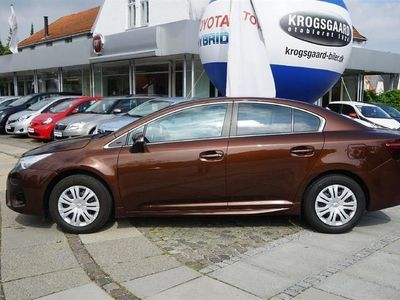 second-hand Toyota Avensis 1,6 VVT-I T1 132HK 6g