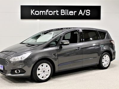 brugt Ford S-MAX 2,0 TDCi 150 Trend
