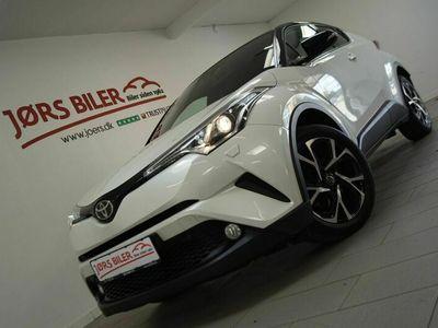 brugt Toyota C-HR 1,2 T C-ULT
