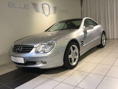 brugt Mercedes SL500 5,0 306HK aut 2d