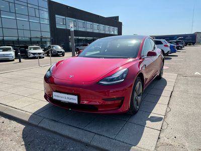 brugt Tesla Model 3 60 el EL Plus ANHÆNGERTRÆK 306HK