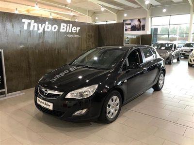brugt Opel Astra 1,7 CDTI Enjoy 110HK 5d 6g