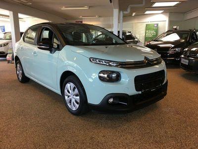 brugt Citroën C3 BlueHDi 75 Feel
