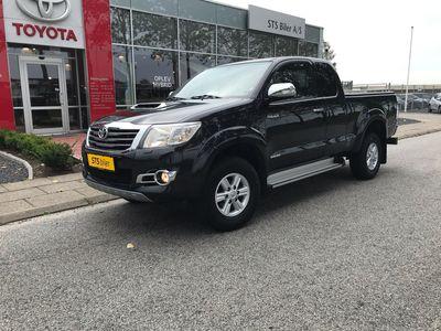 brugt Toyota HiLux Extra Cab 2,5 D-4D T3 4x4 144HK Pick-Up