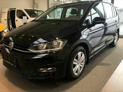 brugt VW Touran 1,6 TDI BMT SCR Trendline 115HK Van 6g