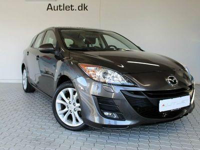 brugt Mazda 3 1,6 Premium Tech