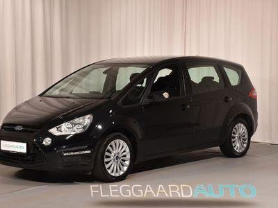 brugt Ford S-MAX 2,0 TDCi Business 140 hk 140HK