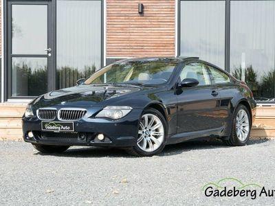 brugt BMW 650 i 4,8 Coupé Steptr.