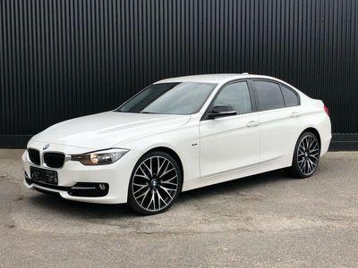 brugt BMW 320 d 2,0 Sport Line