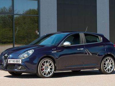 käytetty Alfa Romeo Giulietta 1,4 1,4 M-Air 170 Sportiva QV