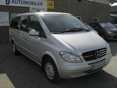 gebraucht Mercedes Viano 2,2 CDi Ambiente lang aut.
