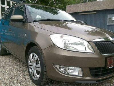 begagnad Skoda Roomster 1,2 TSi 105 Ambition+ GreenTec