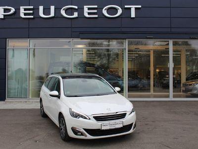 käytetty Peugeot 308 1,6 BlueHDi 120 Allure EAT6 Va sw