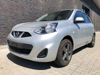 brugt Nissan Micra 1,2 Acenta 80HK 5d