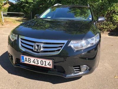 usata Honda Accord TOURER 2,2D LIFESTYLE AUT.Lifestyle