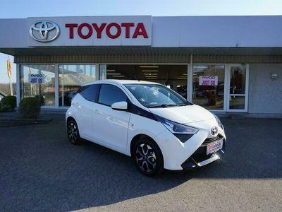 brugt Toyota Aygo 1,0 VVT-I X-Pose 72HK 5d A+++