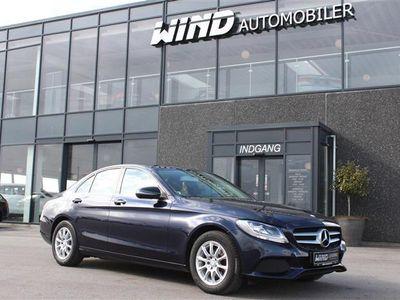brugt Mercedes C200 d 1,6 D 136HK