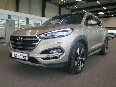 brugt Hyundai Tucson 2,0 CRDi 185 Premium aut. 4WD