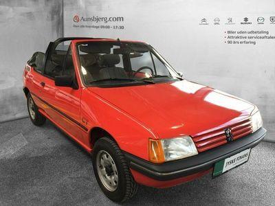 brugt Peugeot 205 Cabriolet