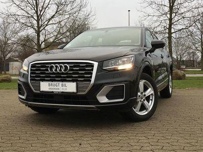 brugt Audi Q2 1,4 TFSI Sport S Tronic 150HK 5d 7g Aut.