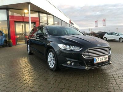 brugt Ford Mondeo TDCi 150 Business stc.