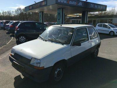 brugt Renault R5 1,4 TS