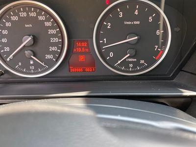brugt BMW 525 5 SERIE I AUT