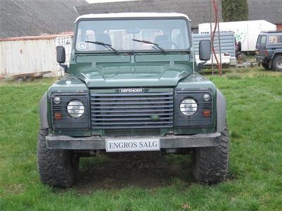 "brugt Land Rover Defender 110"" 2,5 D HCPU 4x4 122HK Pick-Up"
