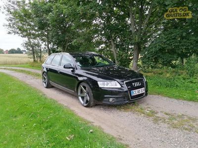 brugt Audi A6 3,0 TDI Quattro S-line