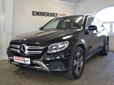 brugt Mercedes GLC250 d aut. 4-M