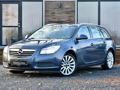 brugt Opel Insignia 2,0 CDTi 130 Edition ST aut.