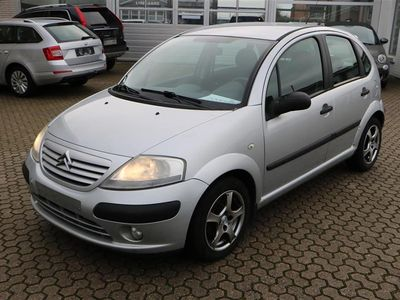 brugt Citroën C3 1,4 HDI 70HK 5d - Personbil - grå