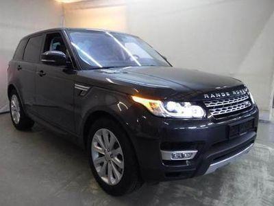 brugt Land Rover Range Rover Sport 3,0 3.0 TDV6