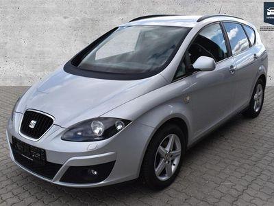 brugt Seat Altea XL 1,2 TSI Ecomotive Style 105HK 6g - Personbil - Sølvm