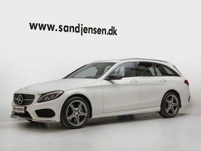 brugt Mercedes C400 3,0 stc. aut. 4-M