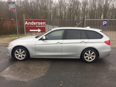 usado BMW 320 d 2,0 Touring aut. ED