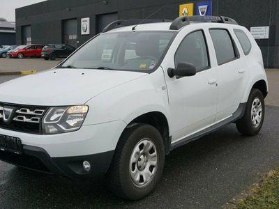 brugt Dacia Duster 1,5 dCi 109 Laureate 4x4