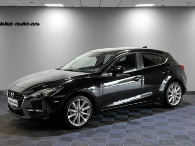 brugt Mazda 3 2,0 Sky-G 120 Optimum aut.