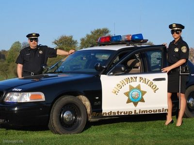 używany Ford Crown Victoria 4,6 V8 Police Interceptor FP71 238HK Aut.